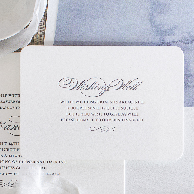Wedding Gift Card Quotes: Gift Card Wording Suggestions