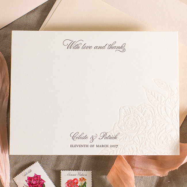 Wording Your Thank You Cards Examples For Wording Your Wedding Thank You Cards
