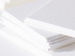 Thick & soft 100% cotton paper for a luscious letterpress finish
