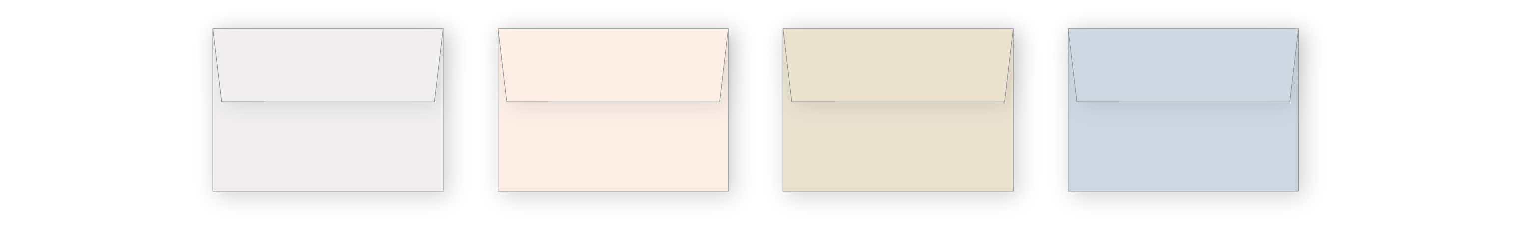 Image of Envelopes Small Rectangle Size